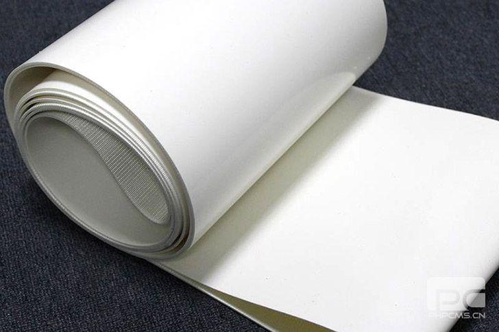 白色PVC输送带