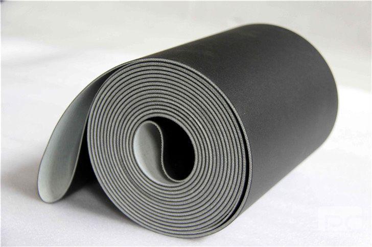 黑色PVC输送带