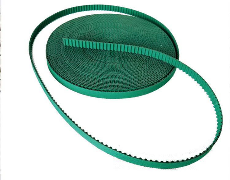 绿色同步输送带
